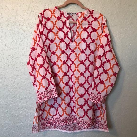 barbara Gerwit Tops - Barbara Gerwit Tunic XL Cotton